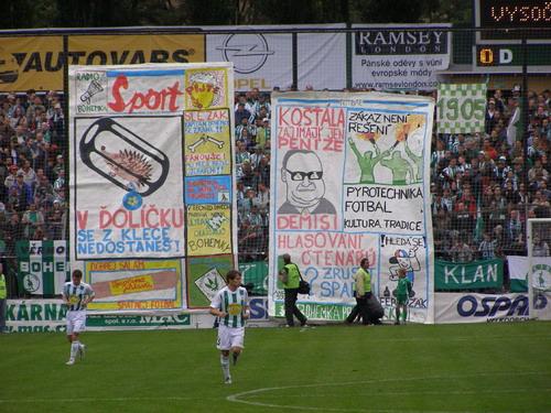 Bohemians 1905 - FC Vysočina Jihlava P5061849_resize