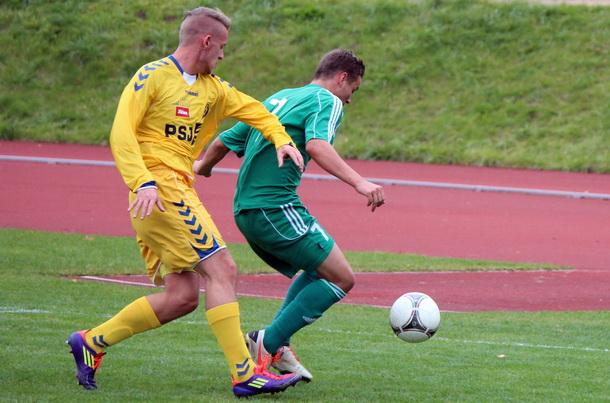 U19: Ze Zlína vezou tři body