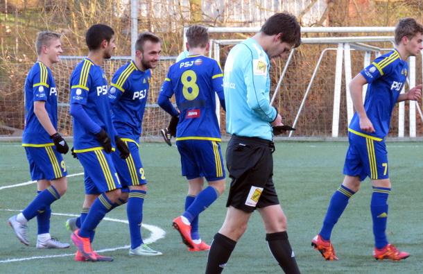 U19: Výhra na penalty proti Opavě