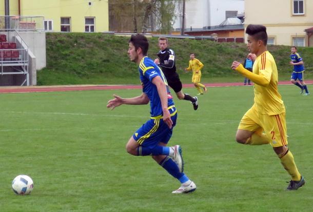 U19: Výhra po penaltách proti silnému Hradci!