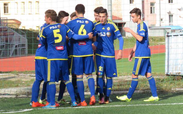 U19: Důležité vítězství v souboji o čelo tabulky