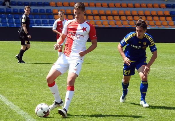 Slavia byla nad síly juniorky