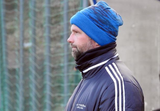 Kamil Průša: Trenér nemůže být nikdy spokojen