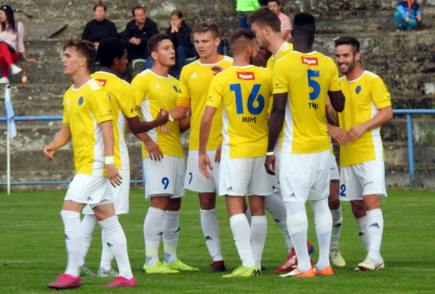 MOL Cup: Vysočina dominovala v Humpolci