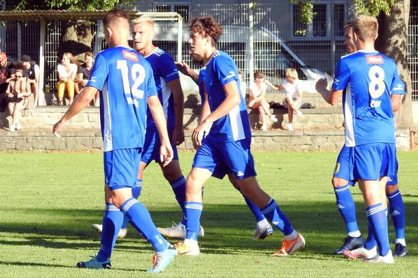FC Vysočina proti Staré Říši splnil úlohu pohárového favorita