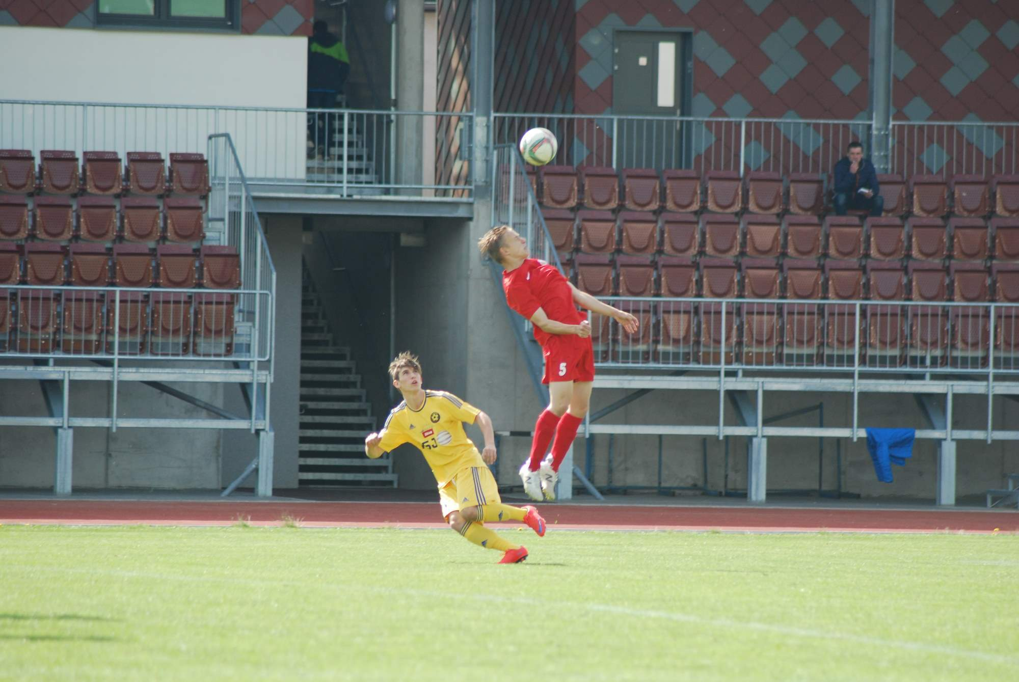 U16: Remíza s velmi silným soupeřem z Brna