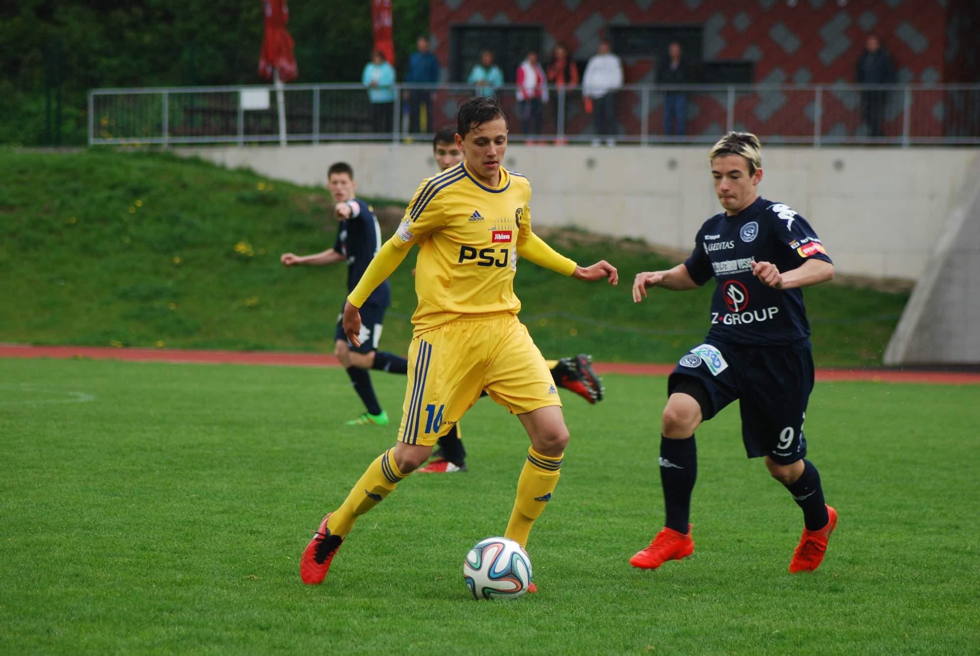 U16: Mladší dorostenci zaslouženě porazili Slovácko