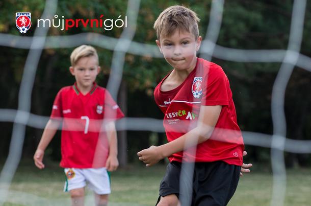 Kluby HET ligy se zapojí do kampaně pro mladé fotbalisty a fotbalistky