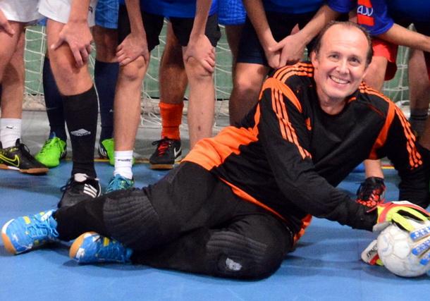 Jiří Vohralík: Podporuji sport, který mám rád