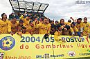 Desetiletí FC VYSOČINA JIHLAVA - ročník 2004/05
