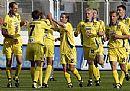 Desetiletí FC VYSOČINA JIHLAVA - podzim 2005