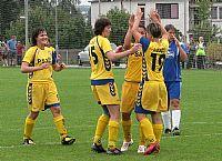 Jihlavské hráčky zvítězily přesvědčivě v Lubině