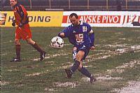 Desetiletí FC VYSOČINA JIHLAVA - ročník 2000/01